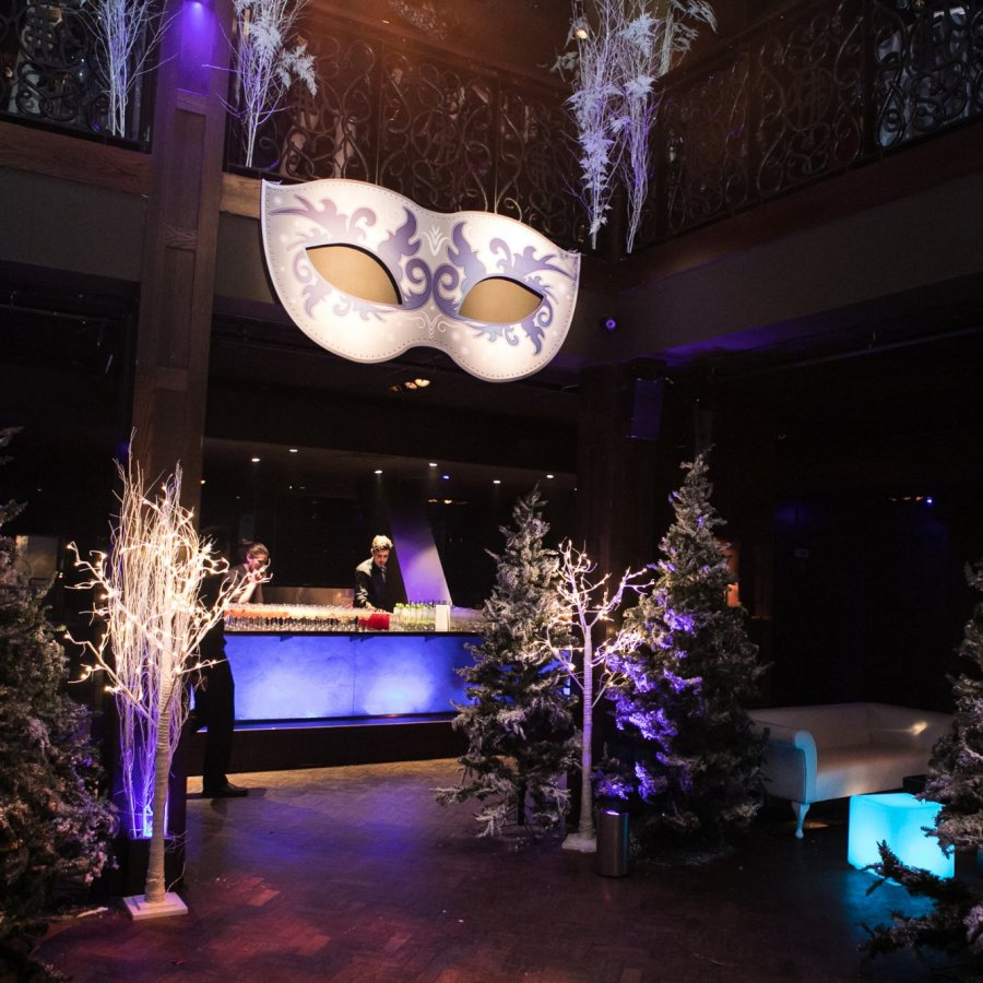 Winter Wonderland Masquerade