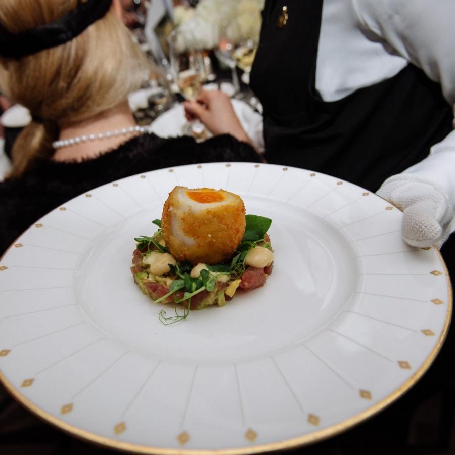 Gourmet Banquet
