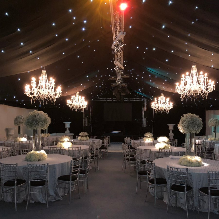 stunning marquee hire