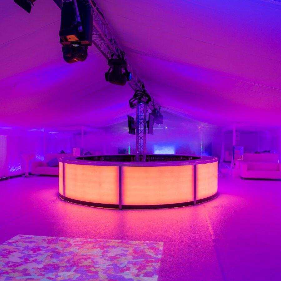 Party Planner Bar Design