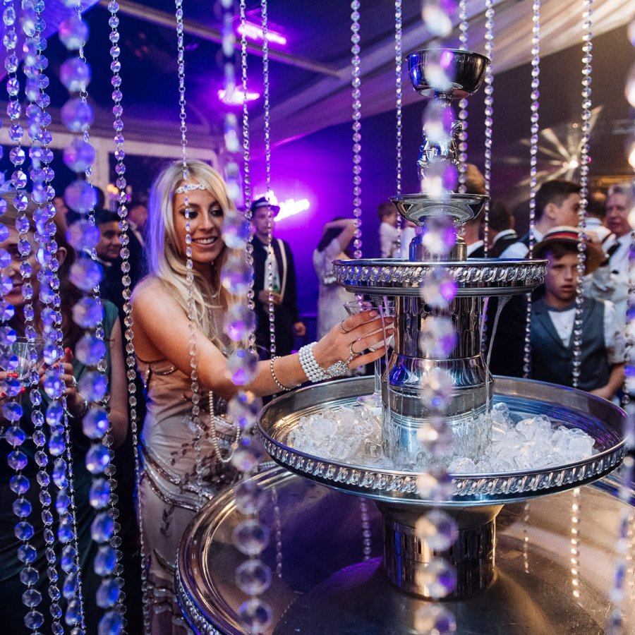 Party Champagne Fountain - Party Planner Essentials