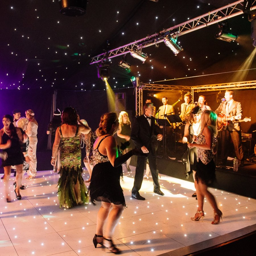 Dancefloors - Party Planner Services