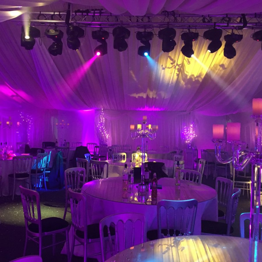 Lighting Design - Party Planner Services