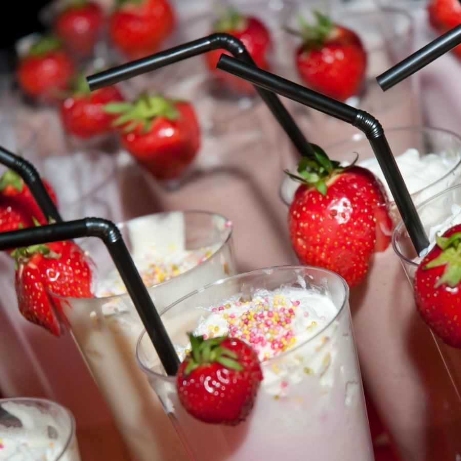 Milkshake Cocktails - Party Planner Ingredients