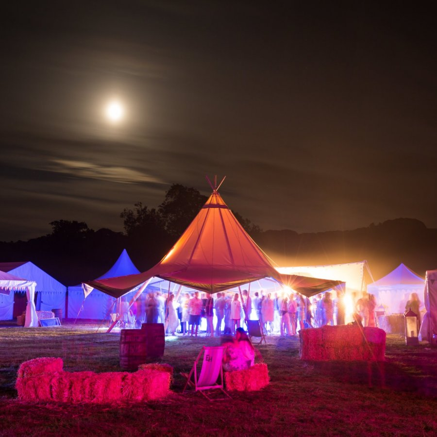 Festival Marquee Party Planner
