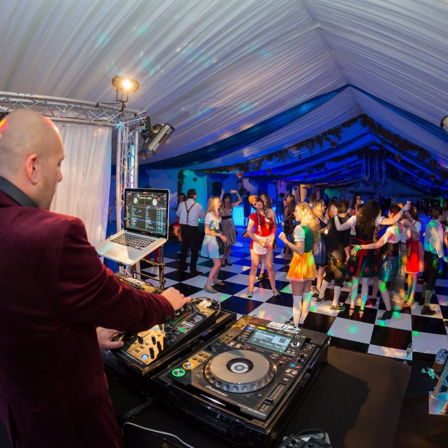Party DJ - Party Planner Essentials
