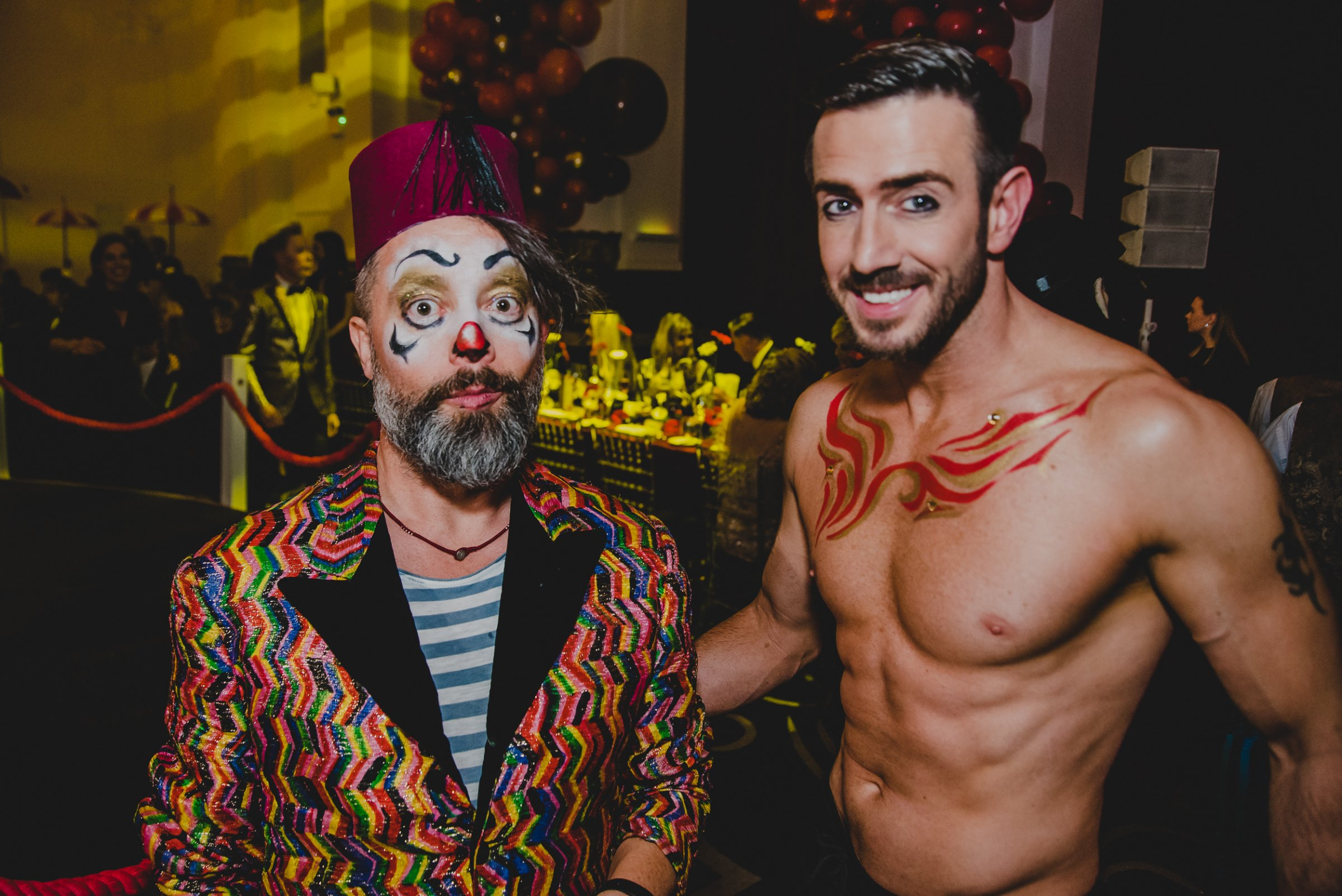 Circus Clowns & Entertainers